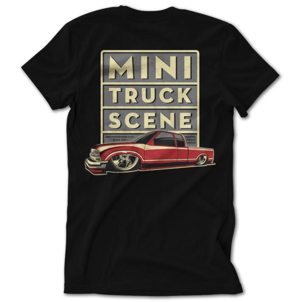Mini Truck Scene 2nd Gen Special Tshirt