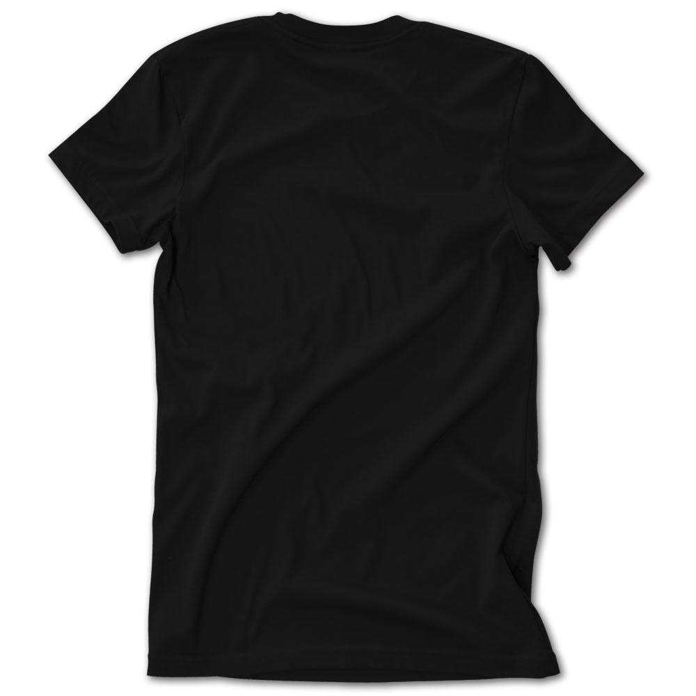 black tee shirt blank back bing images