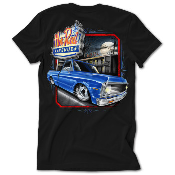 hot-rod-ave-67-72-c10-tshirt-back-black