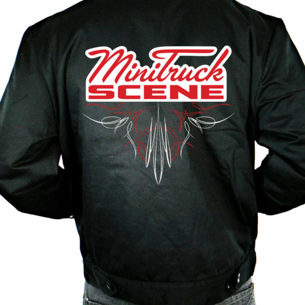 PRE-ORDER – Mini Truck Scene Embroidered Dickies Jackets