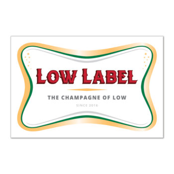 low-label-champagne-stickers