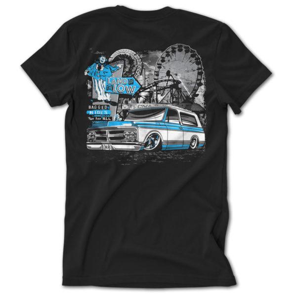 Low Label Thrill Ride K5 Tshirt