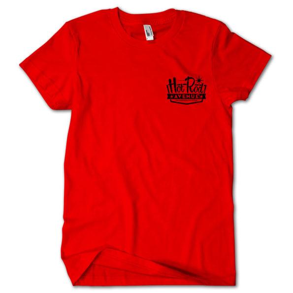 hot-rod-ave-vintage-tshirt-red-black-front