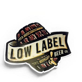 low-label-beer-co-logo