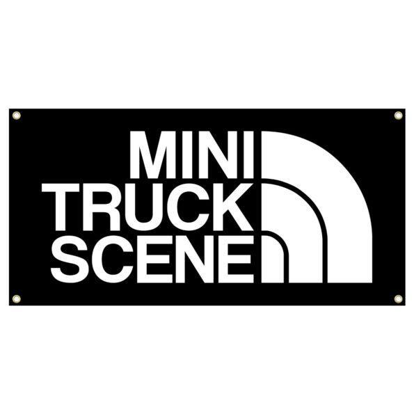 Mini Truck Scene Explore Banners